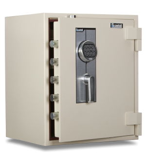 BF600 Fire Resistant Home Safe Front View