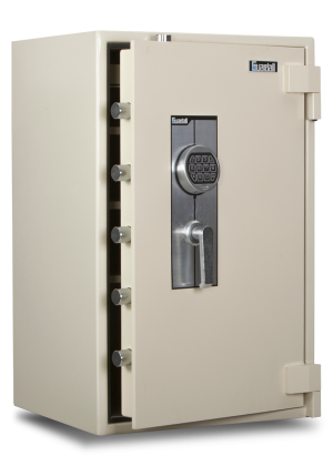 BF800 Fire Resistant Home Safe Front View