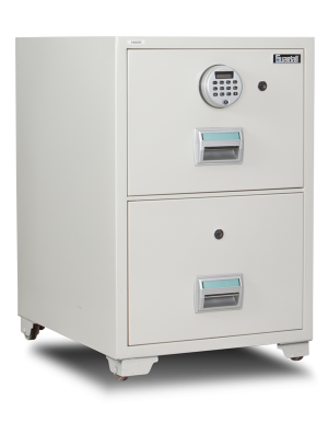 FRD200 Fire Resistant Filing Cabinet Front View